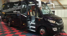 Bus Iveco Autocuby VIP 29 osobowy